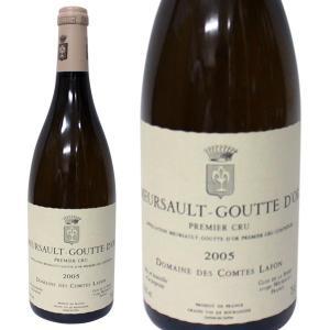 ムルソー グットドール [2005年] コント ラフォン 750ml 箱なし(白ワイン・フランス)|paz-work