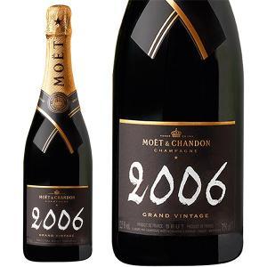 モエ エ シャンドン グラン ヴィンテージ 2006年 750ml 正規品・箱なし(シャンパン)|paz-work