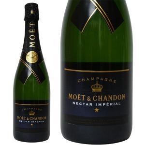 モエ エ シャンドン ネクター アンペリアル 750ml 正規品・箱なし(シャンパン)|paz-work