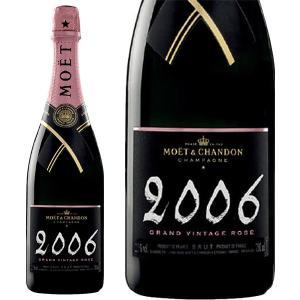 モエ エ シャンドン グラン ヴィンテージ ロゼ 2006年 750ml 正規品・箱なし(シャンパン)|paz-work