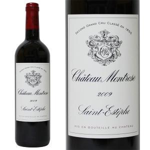 シャトー モンローズ [2009年] 750ml 箱なし(赤ワイン・フランス)|paz-work