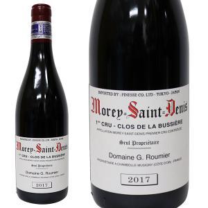 モレ サン ドニ プルミエ クリュ クロ ド ラ ビュシエール 2017年 ジョルジュ ルーミエ 750ml 箱なし(赤ワイン・フランス)|paz-work