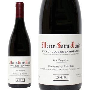 モレ サン ドニ プルミエ クリュ クロ ド ラ ビュシエール [2009年] ジョルジュ ルーミエ 750ml 箱なし(赤ワイン・フランス)|paz-work