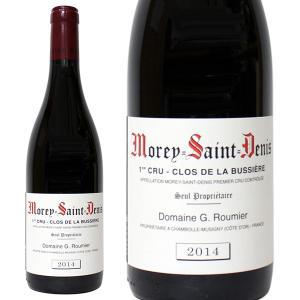 モレ サン ドニ プルミエ クリュ クロ ド ラ ビュシエール [2014年] ジョルジュ ルーミエ 750ml 箱なし(赤ワイン・フランス)|paz-work