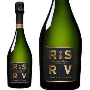メゾン マム RSRV キュヴェ ラルー 2002年 750ml 正規品・箱なし(シャンパン)|paz-work