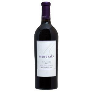 ケンゾー エステート 紫 murasaki 2013年 750ml 正規品・箱なし(赤ワイン・アメリカ)|paz-work