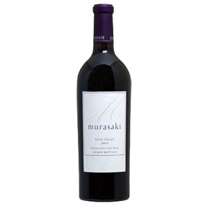 ケンゾー エステート 紫 murasaki 2015年 750ml 正規品・箱なし(赤ワイン・アメリカ)|paz-work