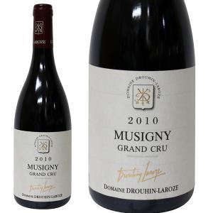 ミュジニー グラン クリュ 2010年 ドルーアン ラローズ 750ml 箱なし(赤ワイン・フランス)|paz-work