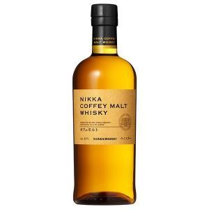 【大阪府民様限定販売】ニッカ カフェ モルト 700ml 45% 正規品・箱なし(国産ウイスキー)|paz-work