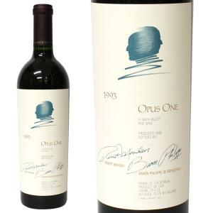 オーパス ワン [1993年] 750ml 箱なし(赤ワイン・アメリカ)|paz-work