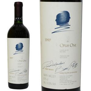 オーパス ワン [1997年] 750ml 箱なし(赤ワイン・アメリカ)|paz-work