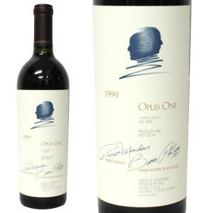 オーパス ワン [1999年] 750ml 箱なし(赤ワイン・アメリカ)|paz-work