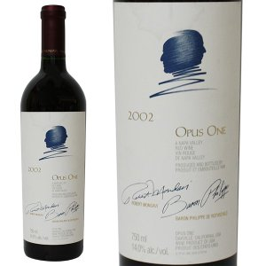 オーパス ワン [2002年] 750ml 箱なし(赤ワイン・アメリカ)|paz-work