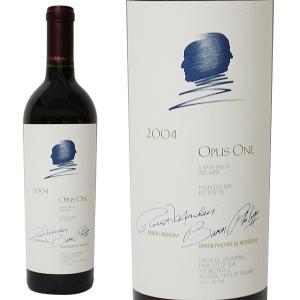 オーパス ワン [2004年] 750ml 箱なし(赤ワイン・アメリカ)|paz-work