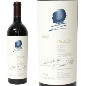 オーパス ワン [2006年] 750ml 箱なし(赤ワイン・アメリカ)|paz-work