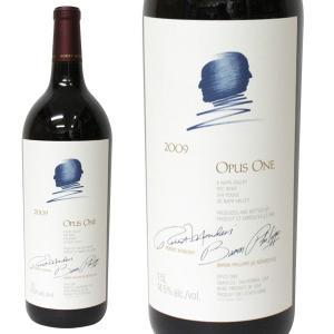 オーパス ワン [2009年] マグナムボトル 1500ml 箱なし(赤ワイン・アメリカ)|paz-work