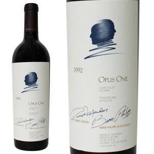 オーパス ワン[1992年]750ml 箱なし(赤ワイン・アメリカ)|paz-work