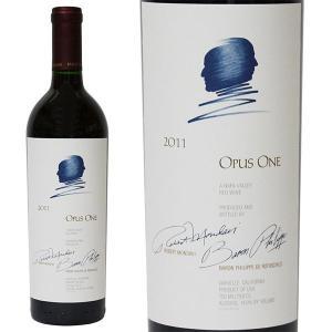 オーパス ワン [2011年] 750ml 箱なし(赤ワイン・アメリカ)|paz-work