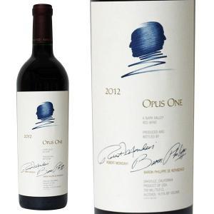 オーパス ワン 2012年 750ml 箱なし(赤ワイン・アメリカ)|paz-work