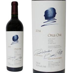 オーパス ワン [2014年] 750ml 箱なし(赤ワイン・アメリカ)|paz-work