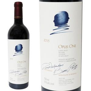 オーパス ワン 2015年 750ml 箱なし(赤ワイン・アメリカ)|paz-work