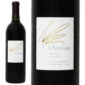 オーバーチュア NV オーパスワン セカンド 750ml 箱なし(赤ワイン・アメリカ)|paz-work