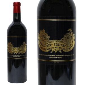 シャトー パルメ ヒストリカル 19th センチュリー ブレンド LO20.13 750ml 箱なし(赤ワイン・フランス)|paz-work