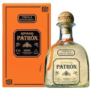 パトロン レポサド 750ml 40% 正規輸入品 箱付き(その他のお酒・テキーラ) paz-work