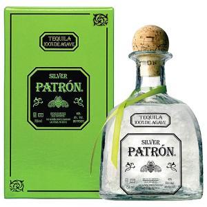 パトロン シルバー 750ml 40% 正規輸入品 箱付き(その他のお酒・テキーラ)|paz-work