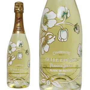 ペリエ ジュエ ベル エポック ブラン ド ブラン [2002年] 750ml 正規品・箱なし(シャンパン)|paz-work