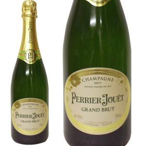 ペリエ ジュエ グラン ブリュット 750ml 並行品・箱なし(シャンパン)|paz-work