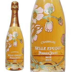 ペリエ ジュエ ベル エポック ロゼ [2002年] 750ml 正規品・箱なし(シャンパン)|paz-work