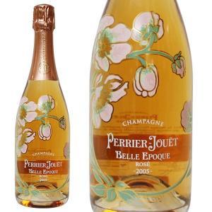 ペリエ ジュエ ベル エポック ロゼ [2005年] 750ml 並行品・箱なし(シャンパン)|paz-work