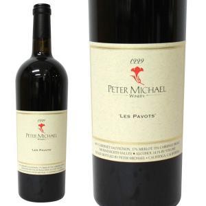 ピーター マイケル レ パヴォ ナイツ ヴァレー [1999750ml 箱なし(赤ワイン・アメリカ)|paz-work