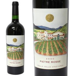ピエトロ ロッシ サンジョベーゼ ダラ ヴァレ ヴィンヤード[2000]750ml 箱なし(赤ワイン・アメリカ)|paz-work
