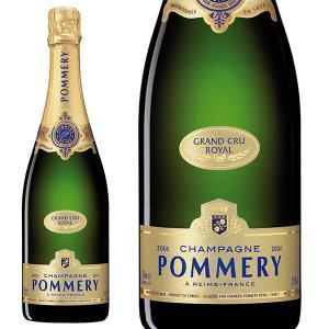 ポメリー ミレジメ グラン クリュ ロワイヤル 2006年 750ml 正規品・箱なし(シャンパン)|paz-work