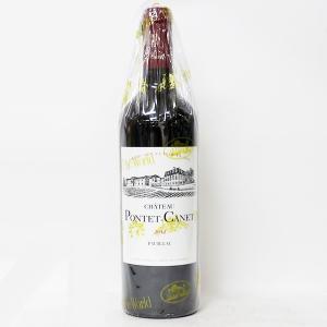 シャトー ポンテ カネ 2012年 750ml 箱なし(赤ワイン・フランス)|paz-work