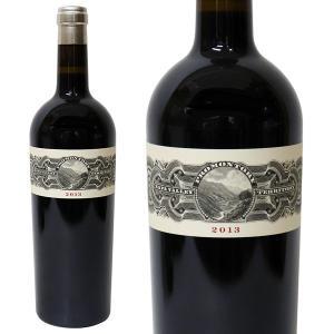 プロモントリー 2013年 プロプライエタリー レッド  750ml 箱なし(赤ワイン・アメリカ)|paz-work