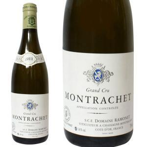 モンラッシェ グラン クリュ [2011年] ラモネ 750ml 箱なし(白ワイン・フランス)|paz-work