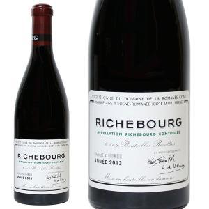 リシュブール DRC [2013年] 750ml 正規品・箱なし(赤ワイン・フランス)|paz-work