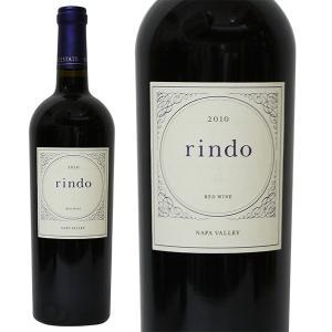 ケンゾー エステート 紫鈴 rindo [2010年] 750ml 正規品・箱なし(赤ワイン・アメリカ)|paz-work