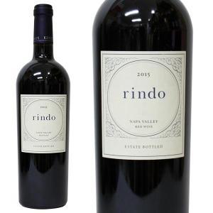 ケンゾー エステート 紫鈴 rindo [2015年] 750ml 正規品・箱なし(赤ワイン・アメリカ)|paz-work