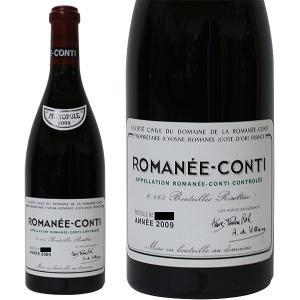 ロマネコンティ DRC [2009年] 750ml 正規品・箱なし(赤ワイン・フランス)|paz-work