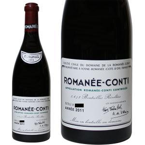 ロマネコンティ DRC [2011年] 750ml 正規品・箱なし(赤ワイン・フランス)|paz-work