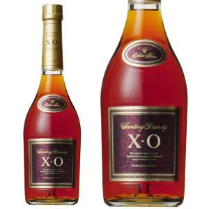 【大阪府民様限定販売】サントリー ブランデー XO スリムボトル 660ml 40% 正規品・箱なし(国産ブランデー)|paz-work