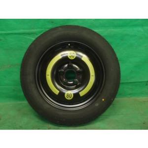 ベンツ Bクラス W245 スペアタイヤ T125/90 R16  3.50B×16  16インチ ...