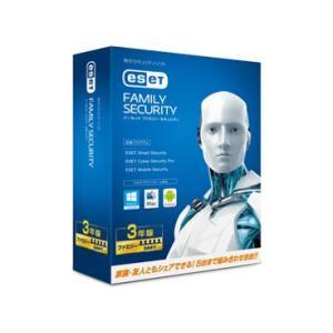 キヤノンITソリューションズ ESET ファミリー セキュリティ 2014(3年版 5台利用可能)