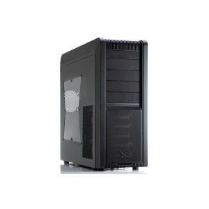 XIGMATEK HDDイージーアクセス機構搭載ミドルタワー ブラック Pantheon-W/送料無料
