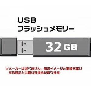 【激安在庫限り 店長におまかせ USBメモリ】32GB USBフラッシュメモリ 新品 バルク USB2.0対応 大容量 メール便|pc-acrs
