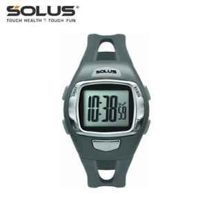 ソーラス 心拍計付き腕時計 心拍計測機能付 腕時計 SOLUS Leisure930 ユニセックス 01-930-003 グレー|PCあきんど